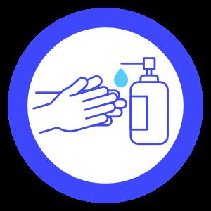 Desinfecta tus manos